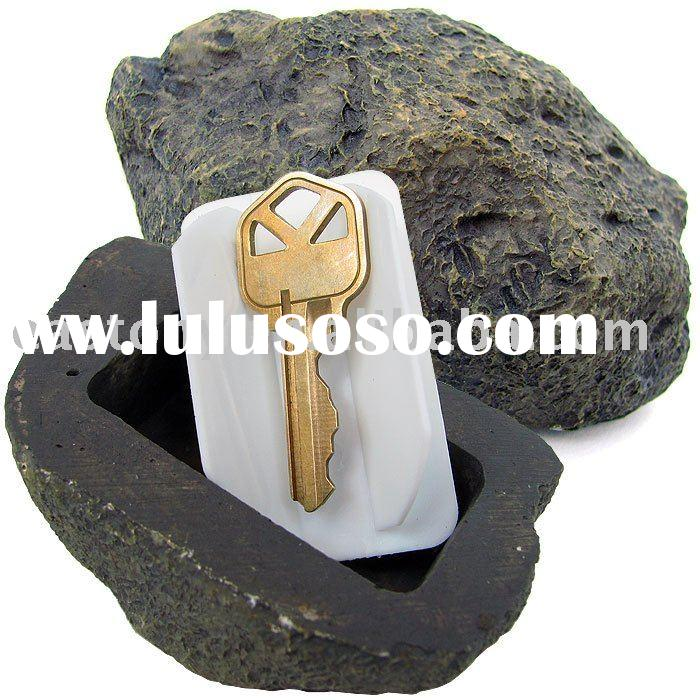 Realistic Rock Outdoor Key Holder Hidden Safe,Rock Safe,Hidden Safe Box - As Seen On TV