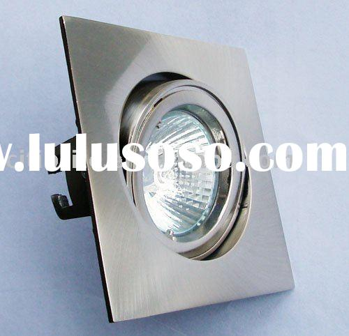 Recessed Lighting / Square downlight DL284