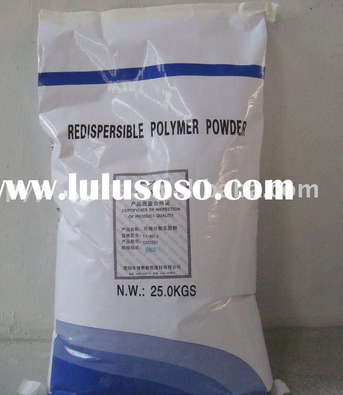 Redispersible polymer powder-cement additives, mortar adhesives, tile adhesives.