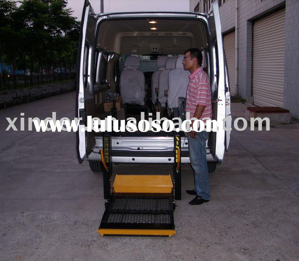 WL-D-880U Wheelchair Lift for Van and Minibus