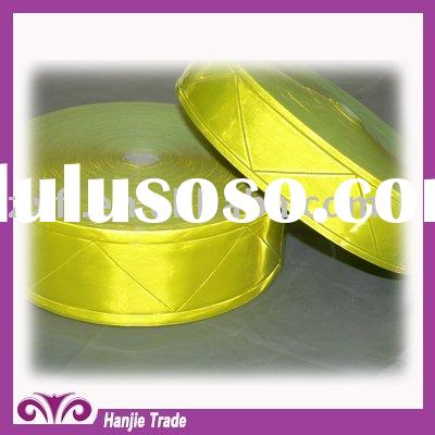 Wholesale Stock Reflective Tape Fabric Film