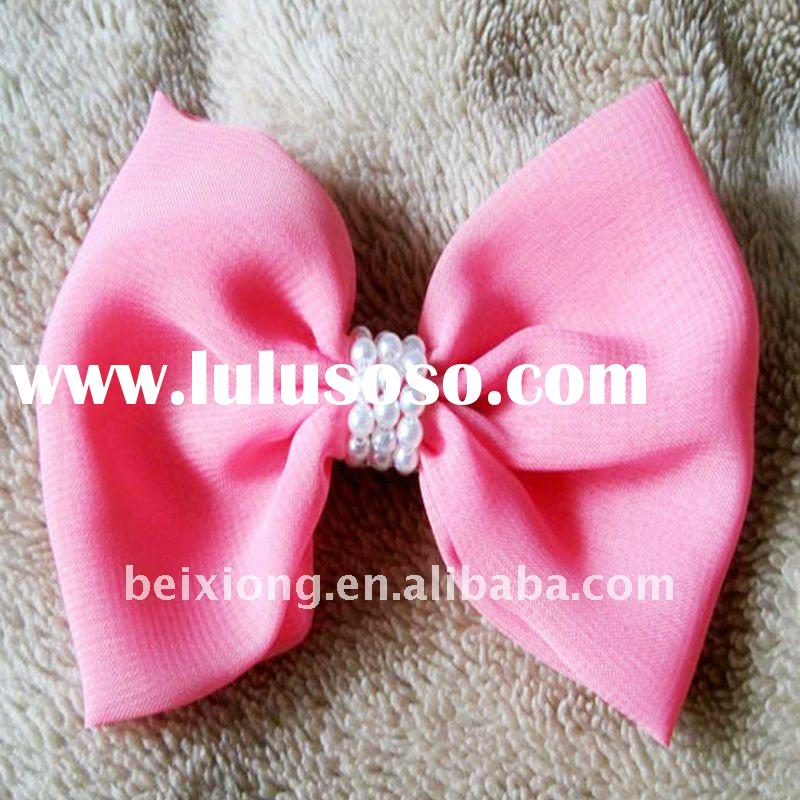 Wholesale fashion hair bows with alligator clips