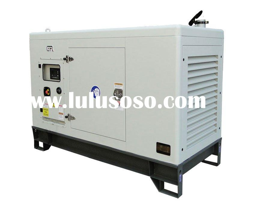 Yanmar generator set with CE and ISO