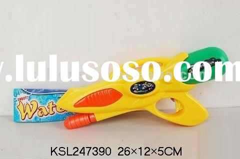 Yellow High Pressure Water Gun