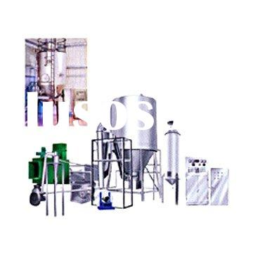 ZPG model Chinese herbal medicine extract spray dryer