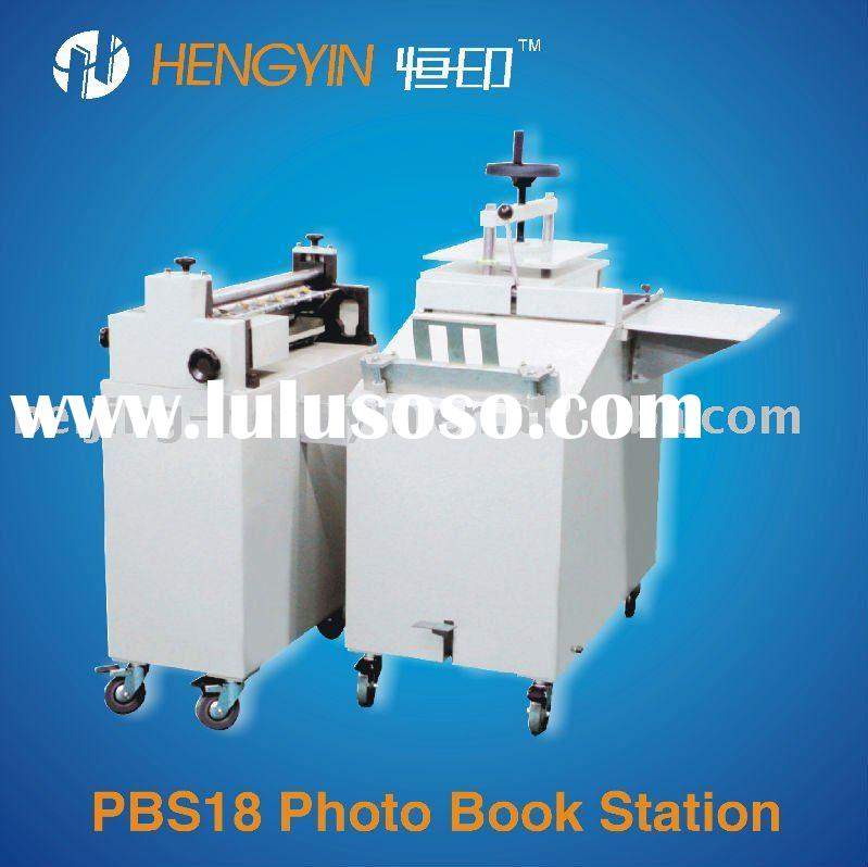 album making machine, album binder, photobook maker