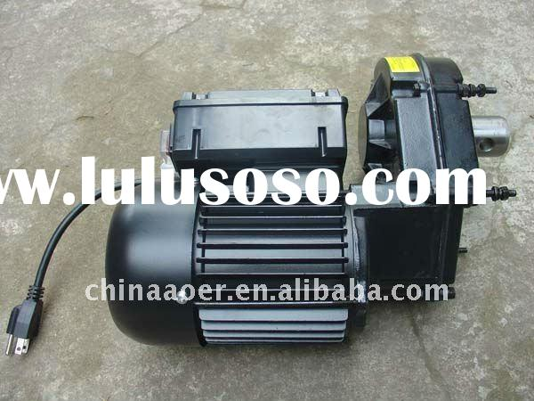 asynchronous ac small reversible 1 phase gear electric motor