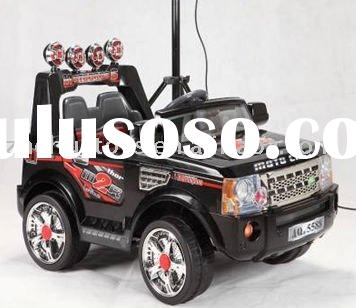 battery powered toy cars 2 Motor 2 Battery Standard and with with MP3 connection hole