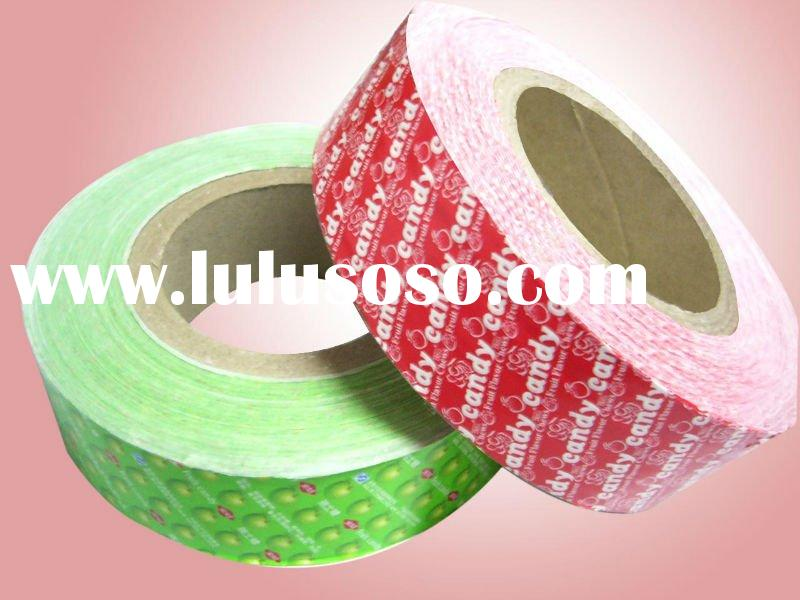 colored wax paper for candy wrapping