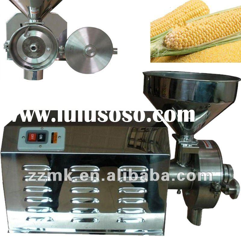 electric corn grinder for grinding grains and nuts