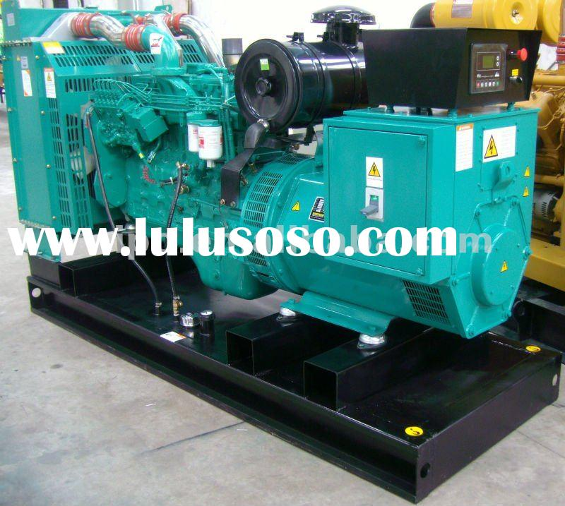 electrical equipment cummins new generator 200kw/250kva diesel generator price list
