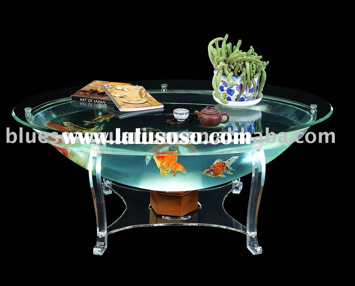 coffee table with fish in it, coffee table with fish in it ...