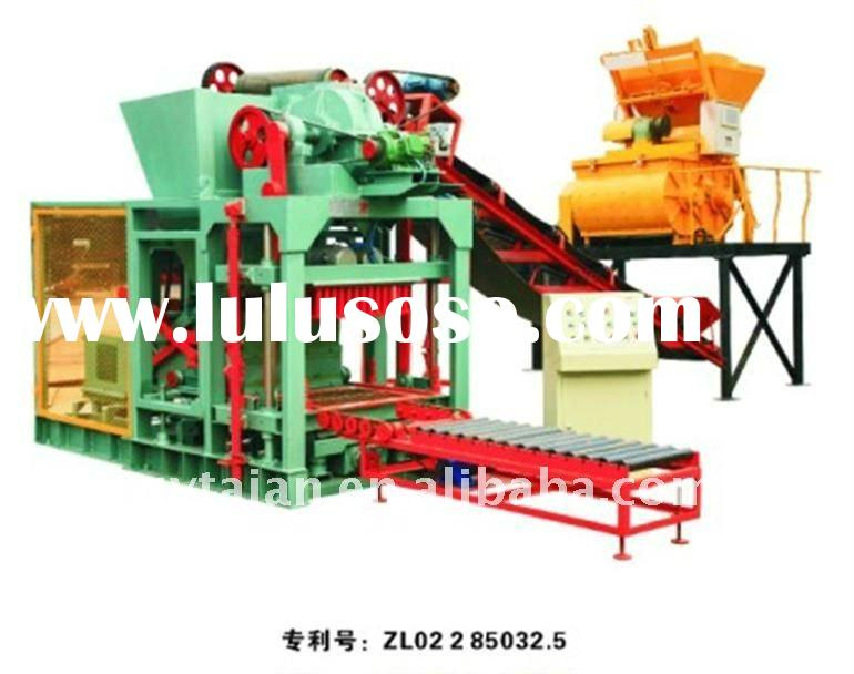 hollow block core machine,concrete block making machine