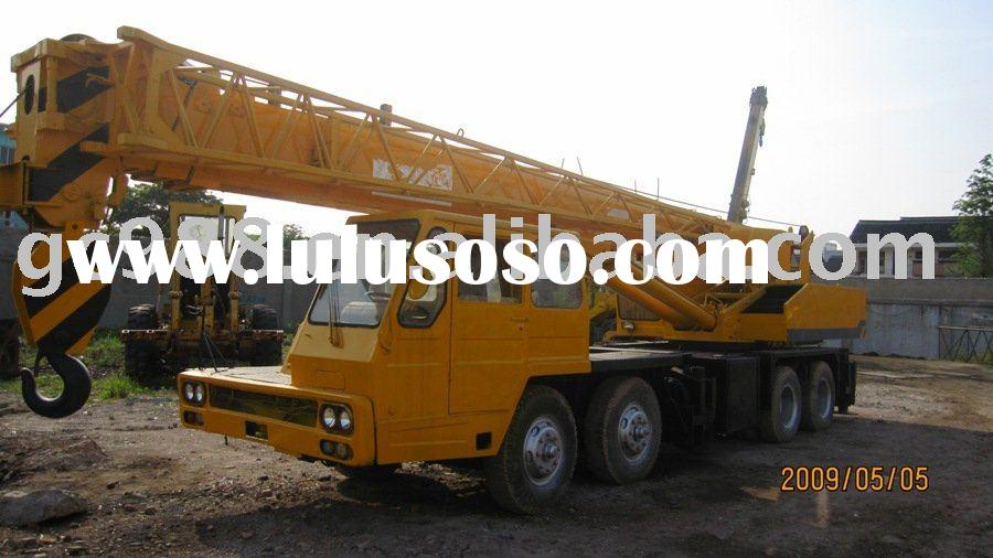japanese used construction machine,tadano crane,used crane