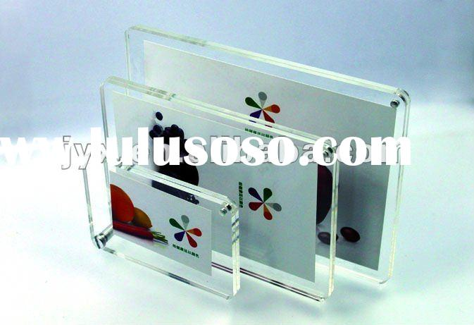 multi creative acrylic photo frame stand