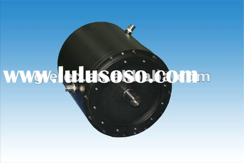 permanent magnet sychronous motor for electric cars