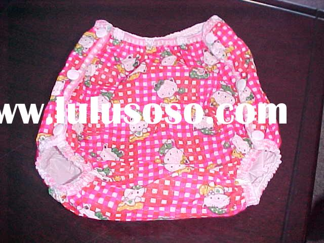 plastic pants baby care products