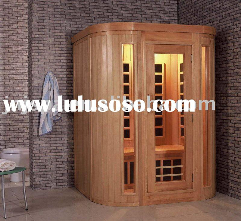 Keys backyard infrared sauna room mdl fsk0011a5 fir 022lc for Keys backyard sauna