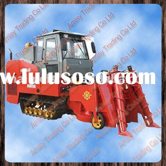 sugarcane combine harvester/grain combine harvest machine/sugarcane harvest machine/sugar cane harve