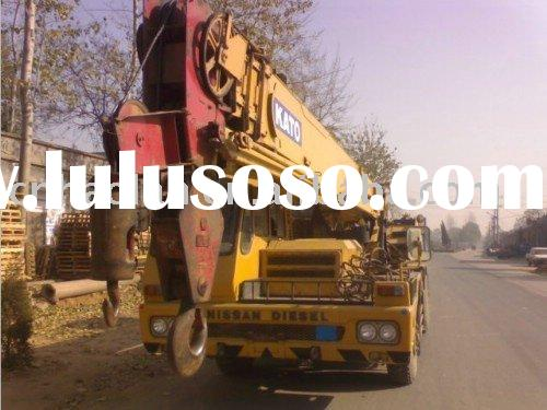 used kato crane 25Ton for sale(used construction machinery used 25 ton crane)