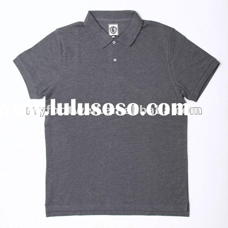 100% cotton lyle polo shirts for men design by scott