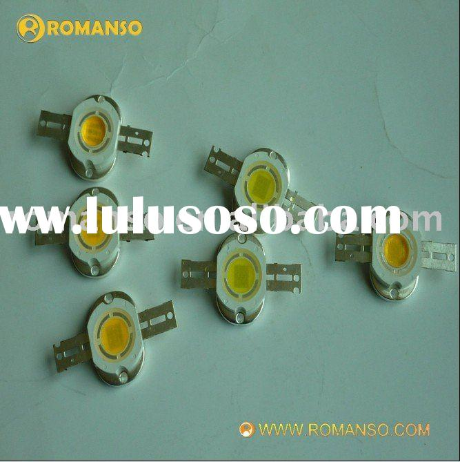 10W with Round Aluminium Board High Power LED epistar chips