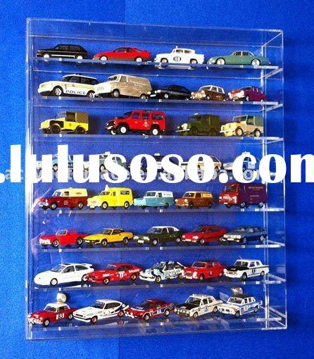 1:43 Model Car Display Case for 1:43 Scale Model Cars