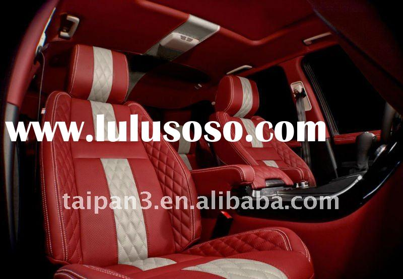 2,5,7,9 Seats Genuine Leather Car Seat Cover