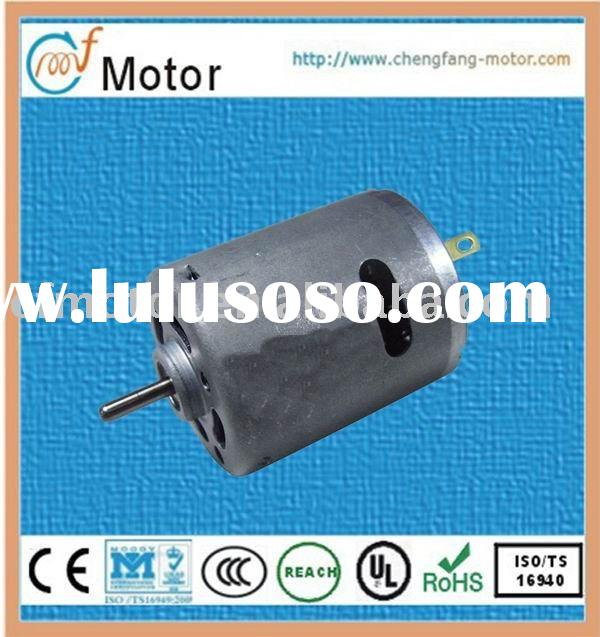 7.2V dc motor RS-360PHV-3756 used for toy squirt gun