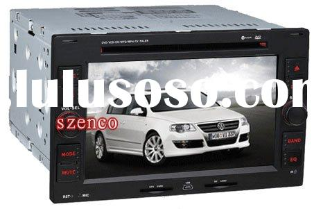Autoradio old Volkswagen PASSAT B5, BORA,POLO,GOLF 4 car dvd player with vw auto gps navigation mult