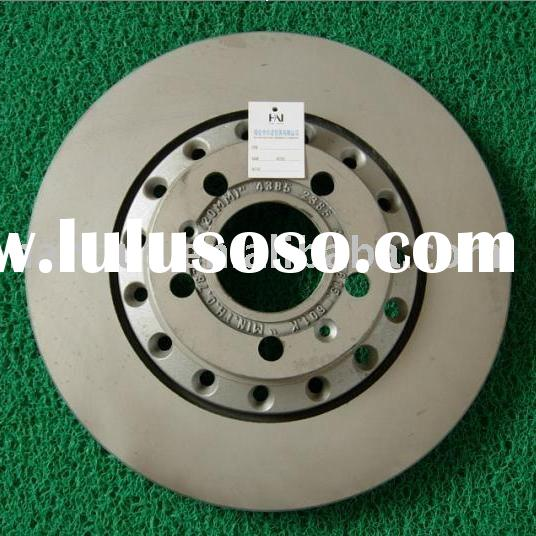 Brake disc for AUDI A8 OE NO.4E0 615 601K