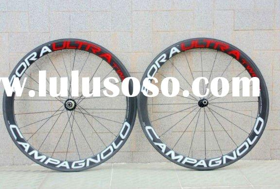 Campagnolo Bora Two carbon clincher Wheelset 50mm rim