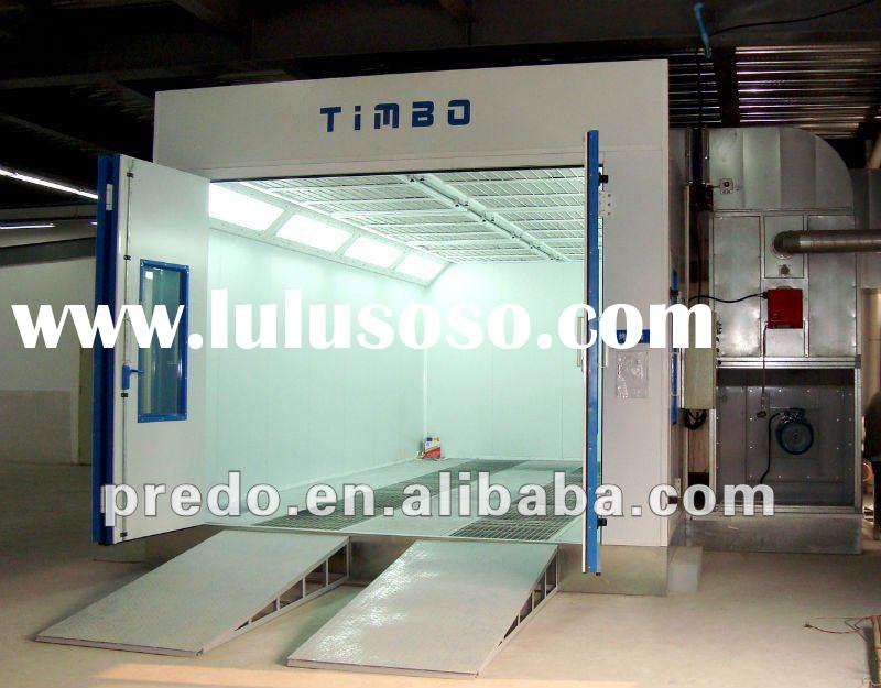 Car Paint Machine / Used Spray Booth for Sale / Automotive Paint Spray Booth / Car Paint Spray Booth