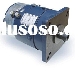 DC motor for electric car