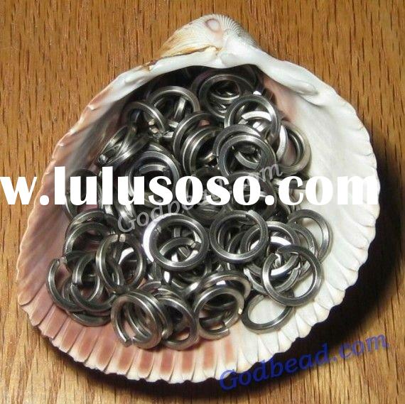 Free shipping !!! DIY findings 4/6/8/10mm silver gold gunmetal bronze jewelry findings accessories c