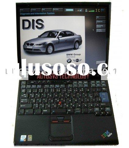 GT-1 DIS V57 & OPS SSS V34 2in1 Second Hand IBM T30 for BMW