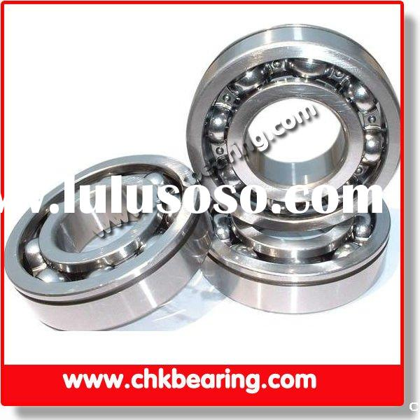 High precision ball bearings, deep groove ball bearing