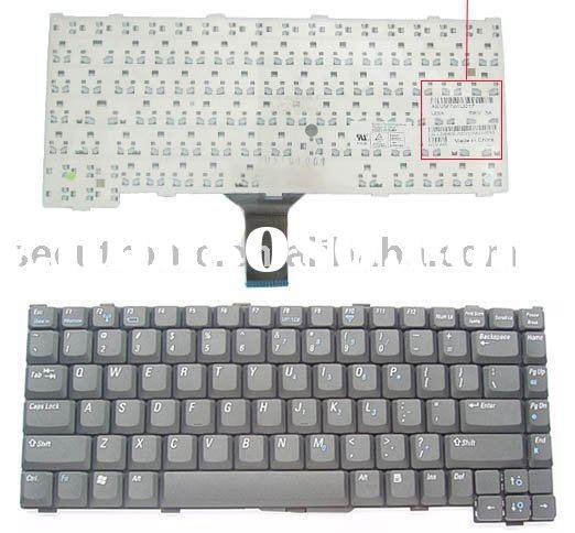 Laptop Keyboard for Dell Inspiron 1200,2000, 2100, 2200,Latitude 110L, L400, LS