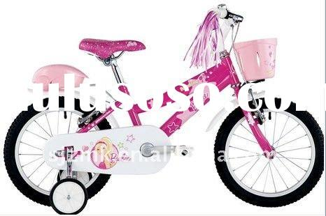 "Meikai 12""14""16""18""20"" pink girl child bike for 5-10 years boy and girl wit"