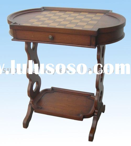 Painting chess games table furniture
