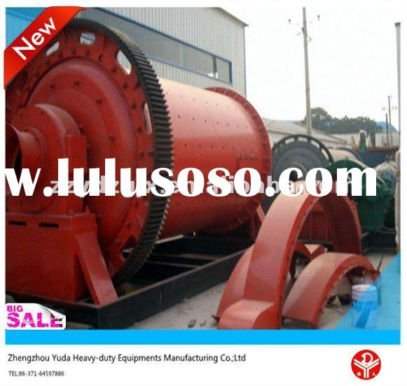 Power 5.5-200Kw Grinding Industrial Ball Mill Machine for Sale