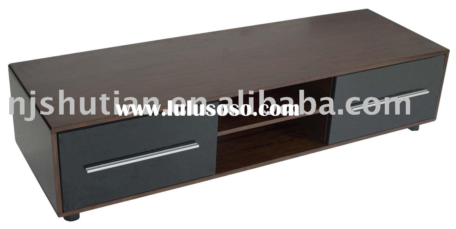 Simplicity & good quality wooden LCD TV stand