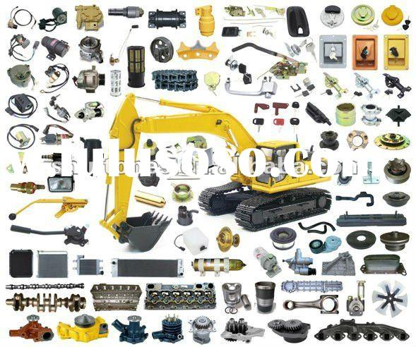 Spare Parts for Engineering Machinery Excvavtor Crane Bulldozer Hitach Komatsu Doosan Caterpillar Ko