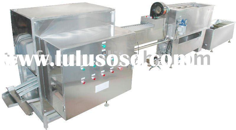 TF-25400 Egg Processing Machine(Egg white and Egg Yolk Separator)