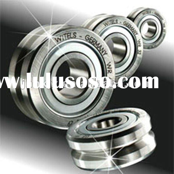 Wire Guides, Straightening Rollers, Track Roller Bearings