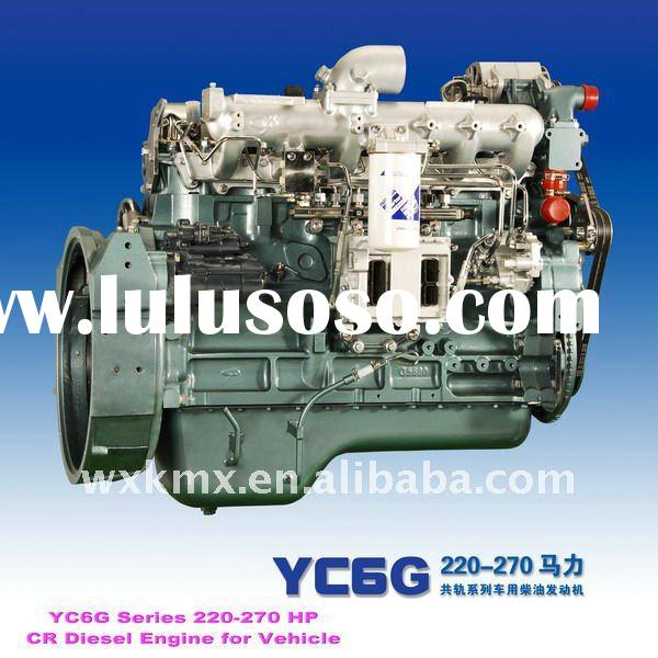 YC6G Series Diesel Engine for car or truck