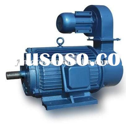 YLJ series general high torque low rpm electric motor