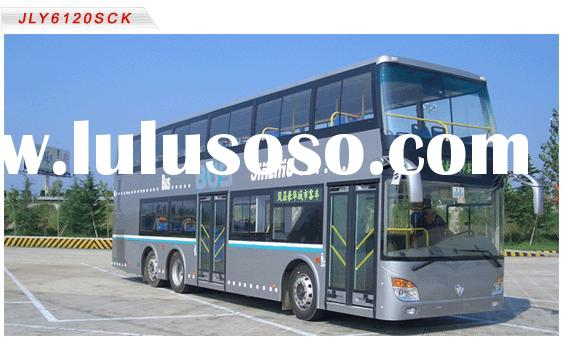 ~80 seats large size double decker bus/ public bus/ two stories bus/ double deck bus/ luxury bus