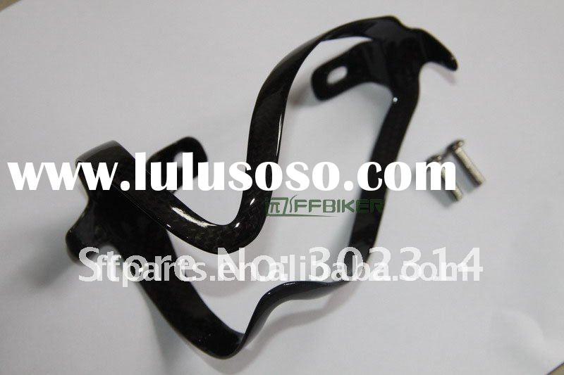 (FF-B15) surface:3k/UD weight:20+-2g carbon fiber water bottle cages