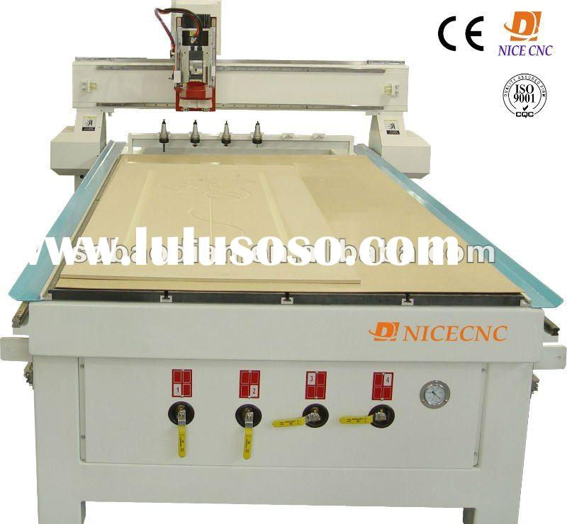 best seller wood engraving machine with auto tool changer 1325